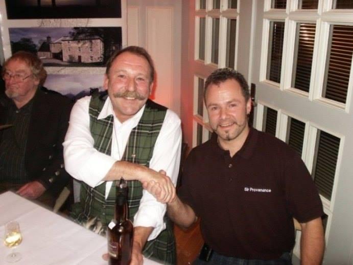 Charles MacLean und Bill Miller (2)